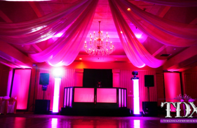 10-TDX-DJ-booth-with-Moving-Head-Lights-on-Truss-Towers