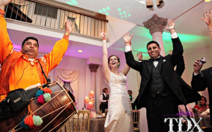 2-TDX-Fusion-Wedding-Live-Dhol